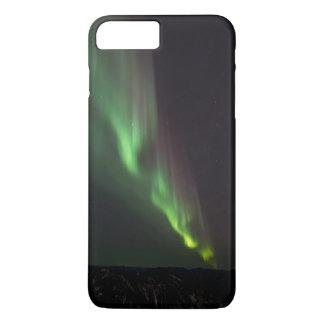 landschaftlicher Auroranordlichter iPhone 7 Fall iPhone 8 Plus/7 Plus Hülle