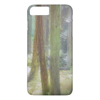 Landschaftlicher Strand-Staats-Park iPhone 8 Plus/7 Plus Hülle