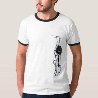 Landseer Newfie Clingy K9 T-Shirt