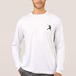 Langer Hülsentennis-Shirt | Active schwitzte T-Shirt