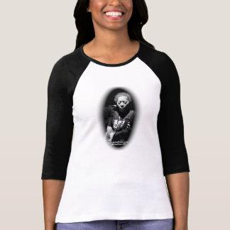 Langer T - Shirt Hülse Michael-Power B&W