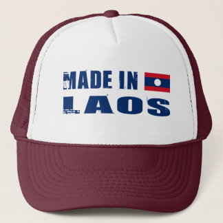 LAOS TRUCKERKAPPE