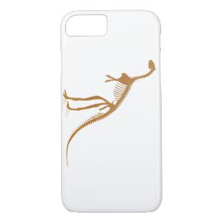 laosaurus Skelett iPhone 8/7 Hülle