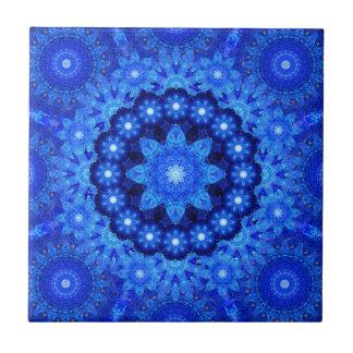 Lapis Kronen-Mandala Kleine Quadratische Fliese