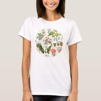 Larousse botanische Illustrationen T-Shirt