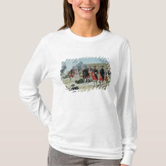 L'Artillerie Francaise durch Moltzheim T-Shirt