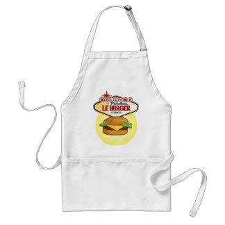 Las Vegas-Burger-Restaurant Schürze