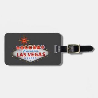 Las Vegas-Geschenke Gepäckanhänger