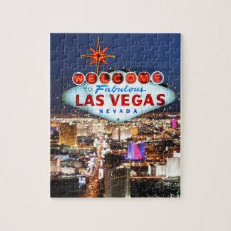 Las Vegas-Geschenke Puzzle