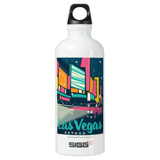Las Vegas, Nanovolt Wasserflaschen
