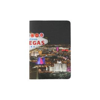 Las Vegas-Pass-Halter Passhülle