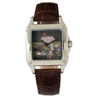 Las Vegas-Uhr Uhr