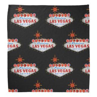Las VegasBandana Kopftuch