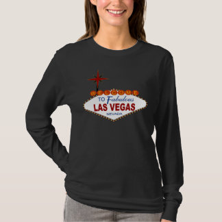 Las- Vegaszeichen-T - Shirt