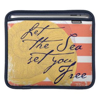 Lassen Sie das SeeSet Sie frei Sleeve Für iPads