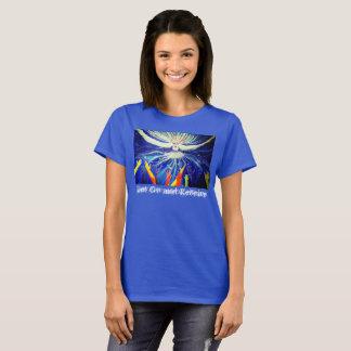 Lassen Sie gehen und empfangen T-Shirt
