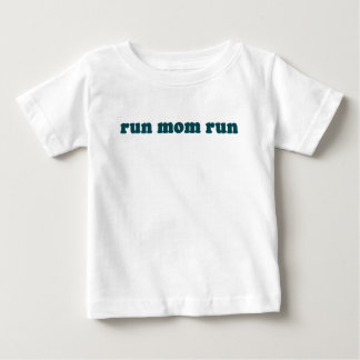 lassen Sie Lauf laufen Baby T-shirt