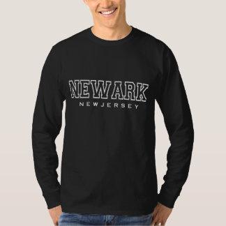 Lässiges grafisches T-Stück NEWARKS New-Jersey T-Shirt