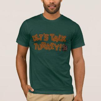 Lässt Gespräch die Türkei T-Shirt