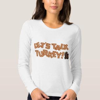 Lässt Gespräch die Türkei T-shirts