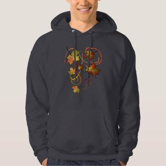Laufen der Herbst-Wind-Shirts Hoodie