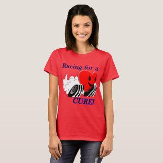 Laufen für ein Heilungs-T-Shirt T-Shirt
