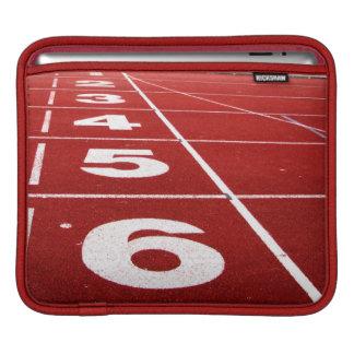 Laufende Bahn Sleeve Für iPads