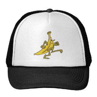 laufende Banane Retrokultmützen
