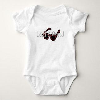 Laut u. stolz baby strampler