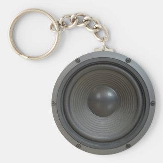 Lautsprecher-Boxen Schlüsselanhänger