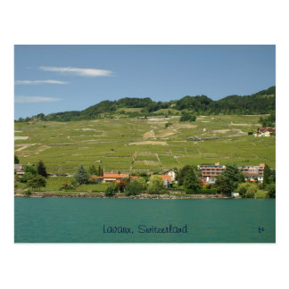 Lavaux Postkarte