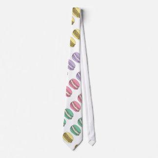 Le Macaron Bedruckte Krawatten