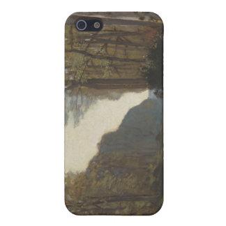 Le Pavé de Chailly (1865) iPhone 5 Hüllen