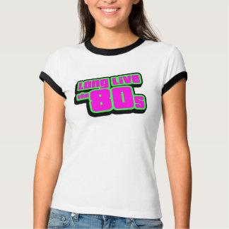 Leben lang der 80er T-Shirt