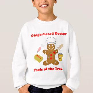 Lebkuchen-Doktor Tools des Handels Sweatshirt