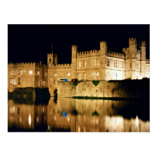 Leeds Castle, Kent, England Postkarte