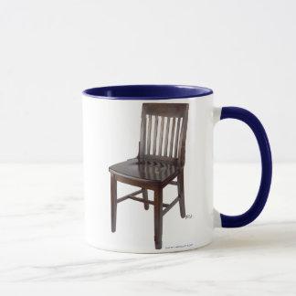 Leerer Stuhl Tasse