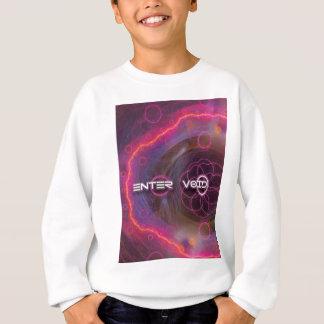 Leeres abstraktes sweatshirt