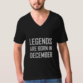Legenden sind im Dezember geboren T-Shirt