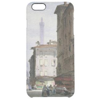 Lehnender Turm, Bologna Durchsichtige iPhone 6 Plus Hülle