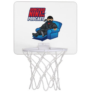Lehnsessel Ninja Minibasketball-Ziel Mini Basketball Ringe