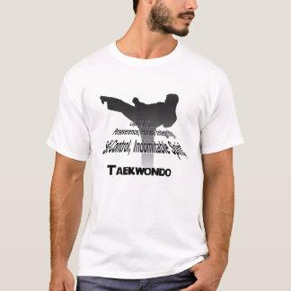 Lehren von Taekwondo T-Shirt