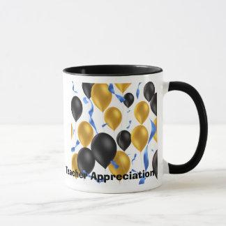 Lehrer-Anerkennung Tasse