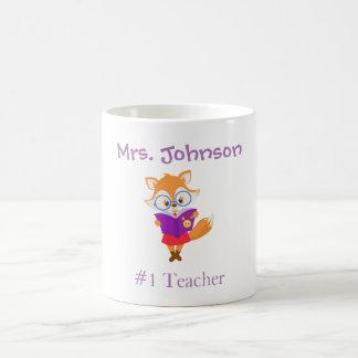 Lehrer der Nr.-1 personifizieren Tasse