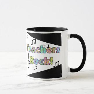 Lehrer-Felsen Tasse