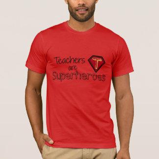 Lehrer sind Superhelden T-Shirt
