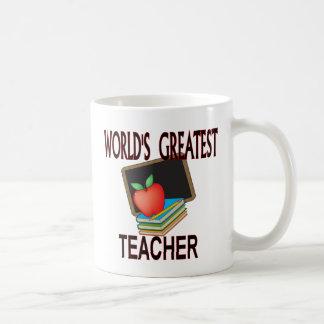 Lehrer-Weihnachtsgeschenke Tasse