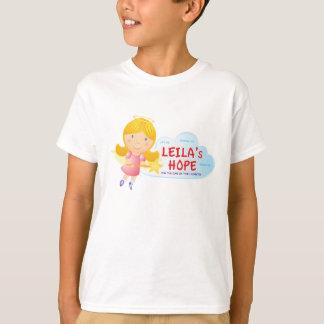 Leilas Hoffnung - der T - Shirt der Kinder
