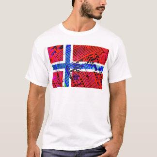 flagge von norwegen kleidung flagge von norwegen mode. Black Bedroom Furniture Sets. Home Design Ideas
