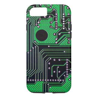 Leiterplatte (PWB) - grüne Farbe iPhone 7 Hülle
